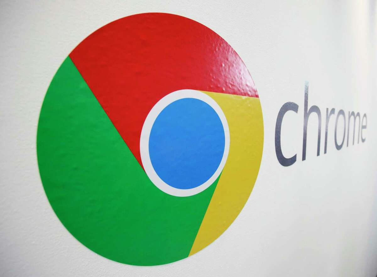 The Chrome logo.