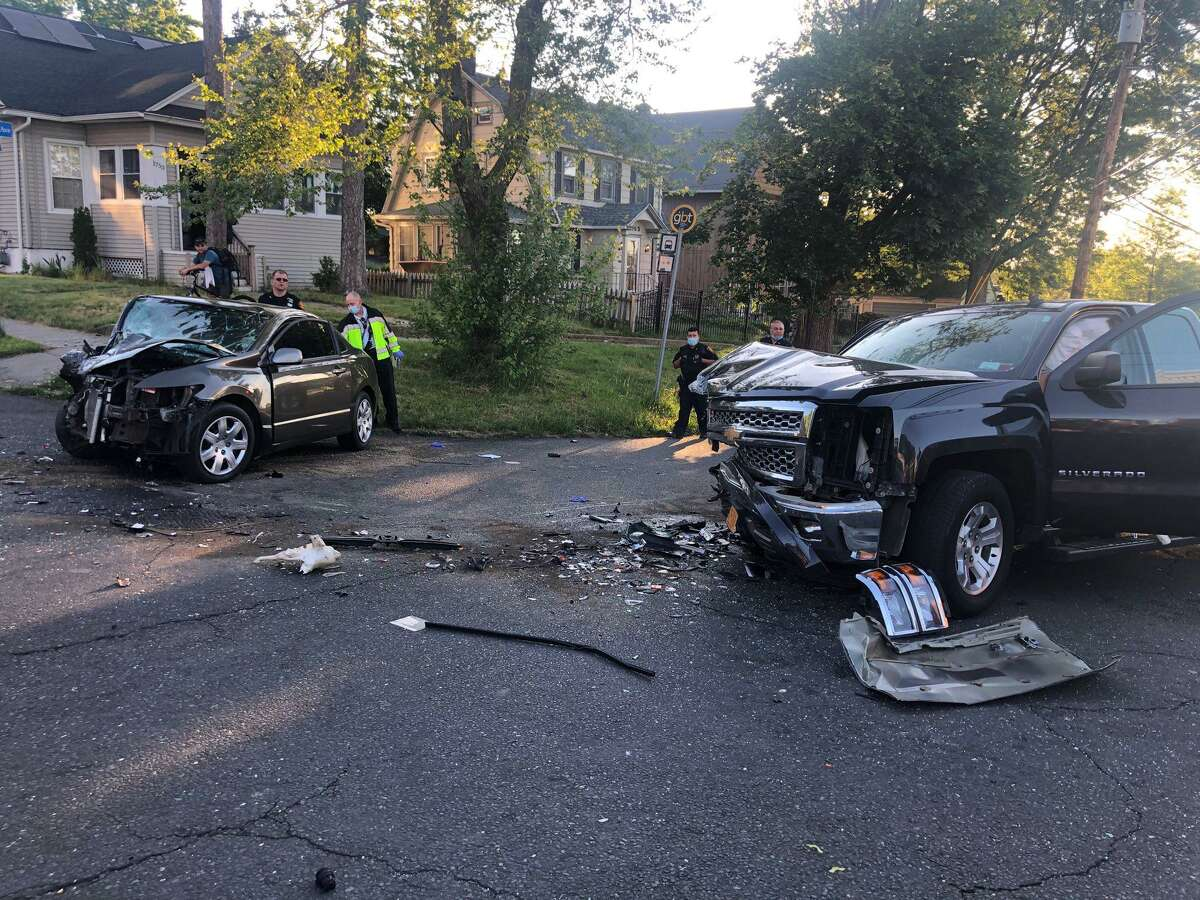 A motor vehicle crash on Sunday morning left a Milford man in critical condition, according to officials.