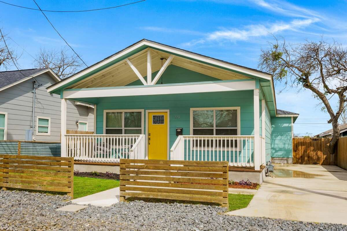 Address: 223 Rudolph, ZIP: 78202 Short term Rental! East Dignowity new home with all the upgrades. Adorable furnished home ready to be lived in. It can be short term as short 1 to 3-month rental. 3 bed, 2 bath, 1,340 square feet. Pots and pans, sheets, towels and washer and dryer. Everything you need.