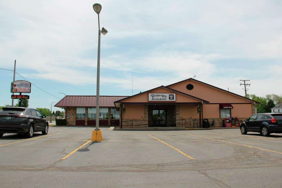 Peppermill Restaurant in Bad Axe (Robert Creenan/Huron Daily Tribune)