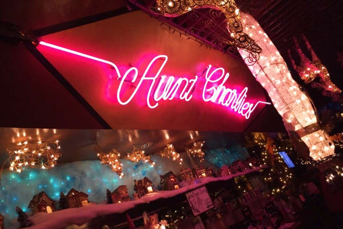 Aunt Charlie's Lounge, located at 133 Turk St. in San Francisco, secured enough donations to remain in business amid the pandemic and reopened on May 7, 2021.