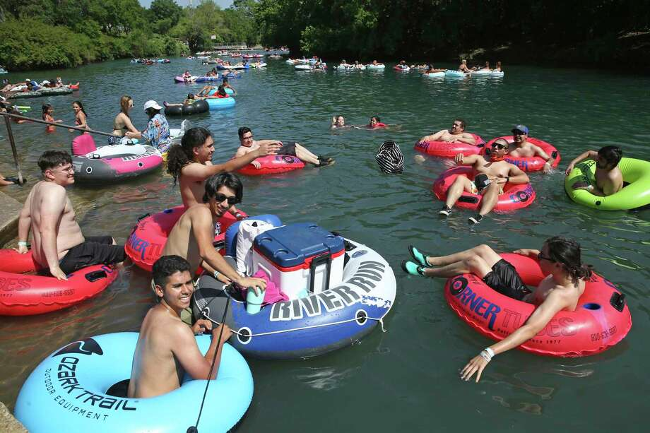 Rockin' R River Rides, a longtime outfitter with multiple locations in New Braunfels, is planning on being open for the remainder of floating season. Photo: Tom Reel /Staff File Photo / **MANDATORY CREDIT FOR PHOTOG AND  SAN ANTONIO EXPRESS-NEWS/NO SALES/MAGS OUT/TV
