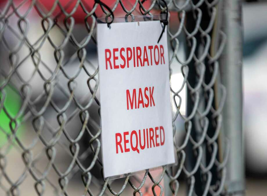 Montgomery County finished a week without any new COVID-19 related deaths according to public health officials and while the total number of cases increased 86, the county only saw four new active cases. Photo: Gustavo Huerta, Houston Chronicle / Staff Photographer / Houston Chronicle © 2020