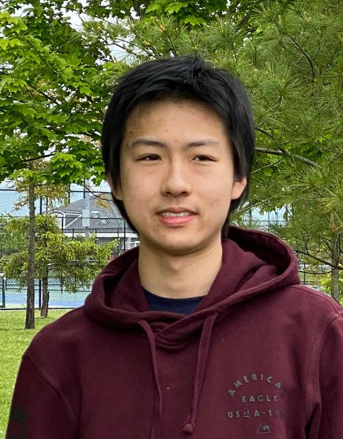 Zachary Wang, co-valedictorian Zachary Wang, one of two valedictorians in the Class of 2020, has enjoyed his Greenwich High School experience, since arriving there as a sophomore.
