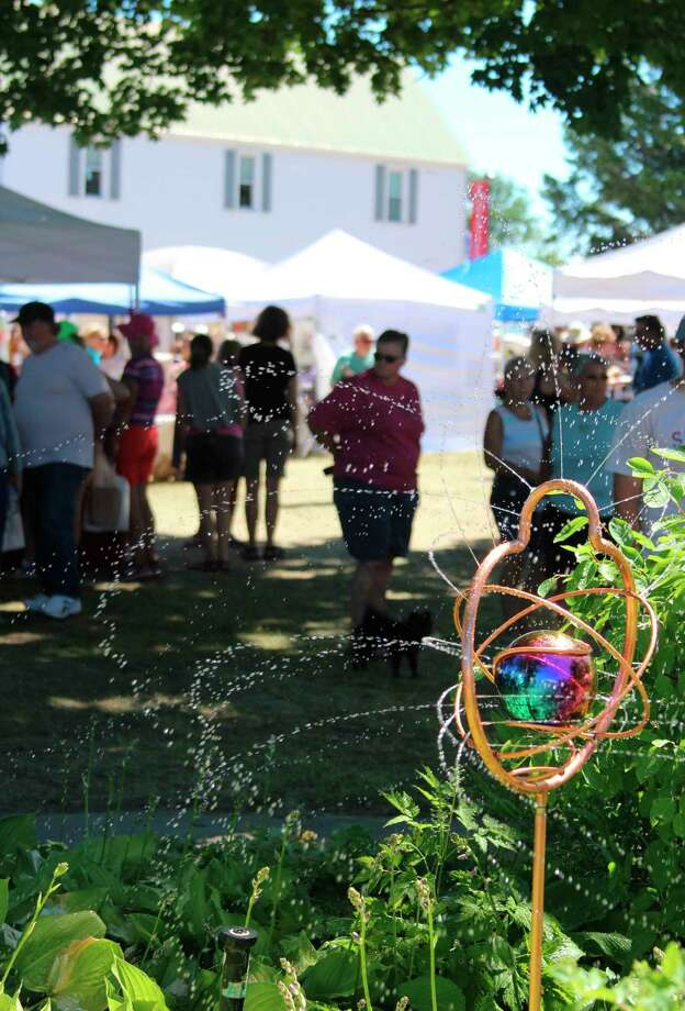 The Beulah Art Fair is one of several summer events canceled by the Crystal Lake Community Business Association over COVID-19 concerns. (File Photo)