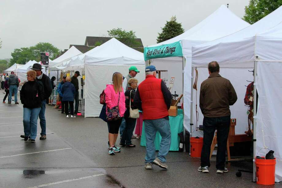 The Frankfort Craft Fair is just one of many events held by the Frankfort-Elberta Chamber of Commerce that has been canceled due to concerns about COVID-19 and the inability to social distance at large gatherings. (File Photo)