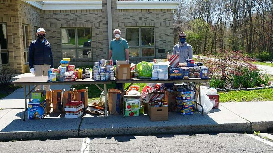 The Parish of St. Catherine of Siena will host a food drive to support area food pantries on Saturday, June 13, from 9 a.m.-noon. Photo: Contributed Photos