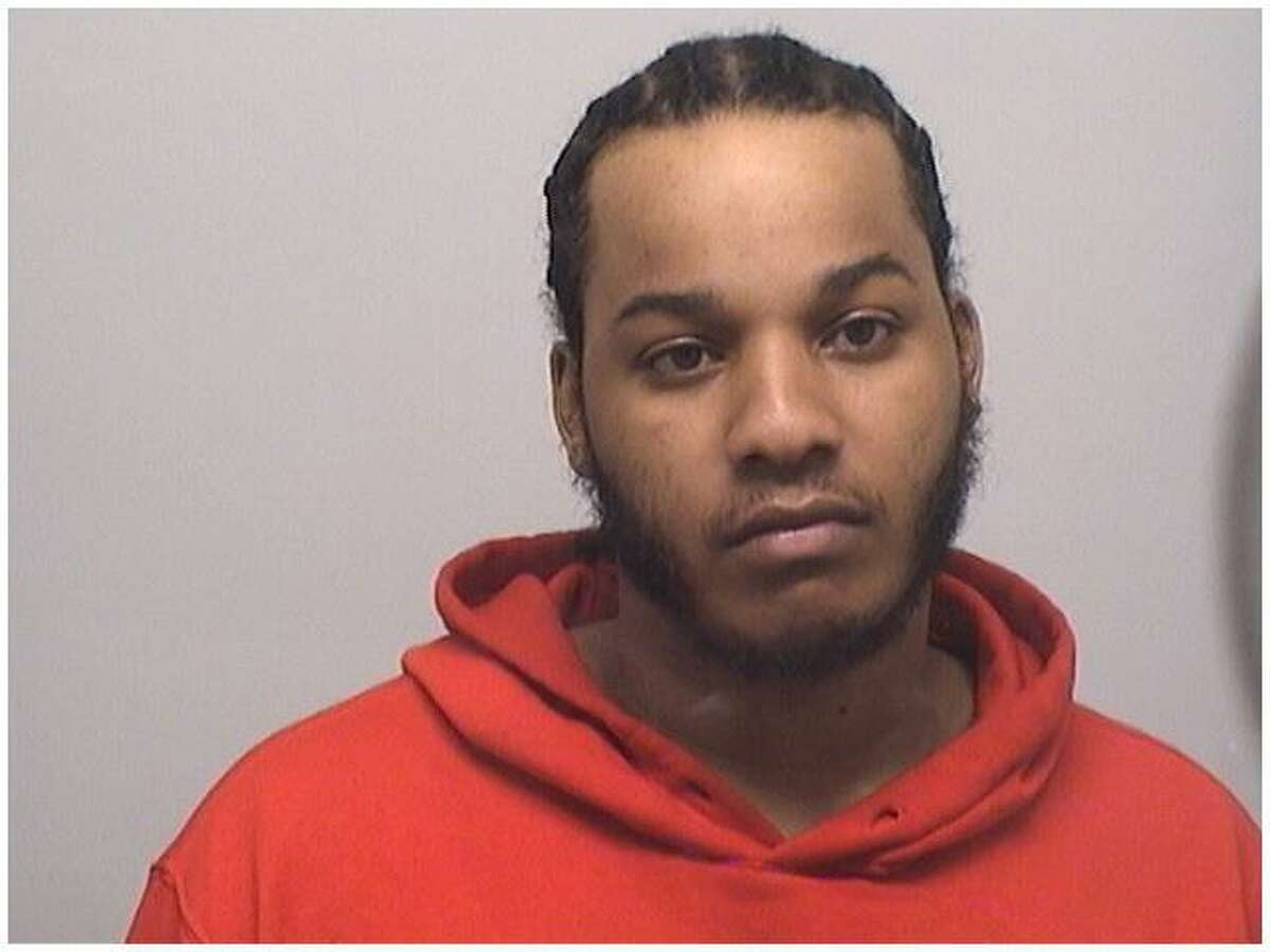 James Johnson, 23, of Stamford, was charged with criminal possession of a handgun.