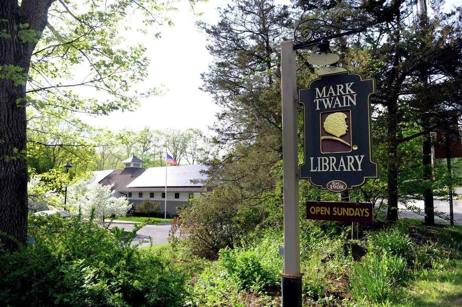 The Mark Twain Library in Redding, Conn., Monday, May 11, 2015. Photo: Carol Kaliff / Carol Kaliff / The News-Times