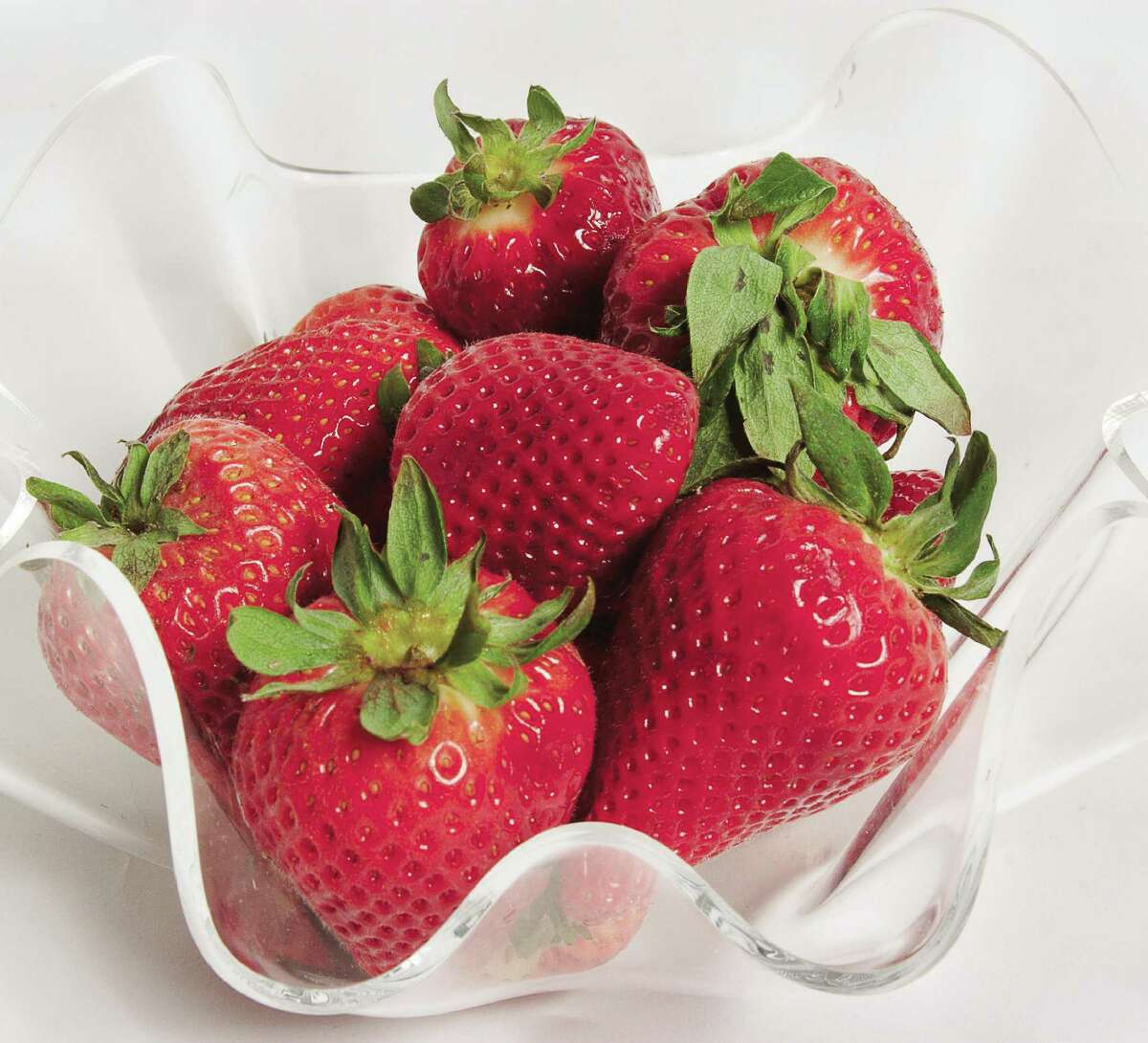 Strawberries are a vibrant and versatile ingredient.