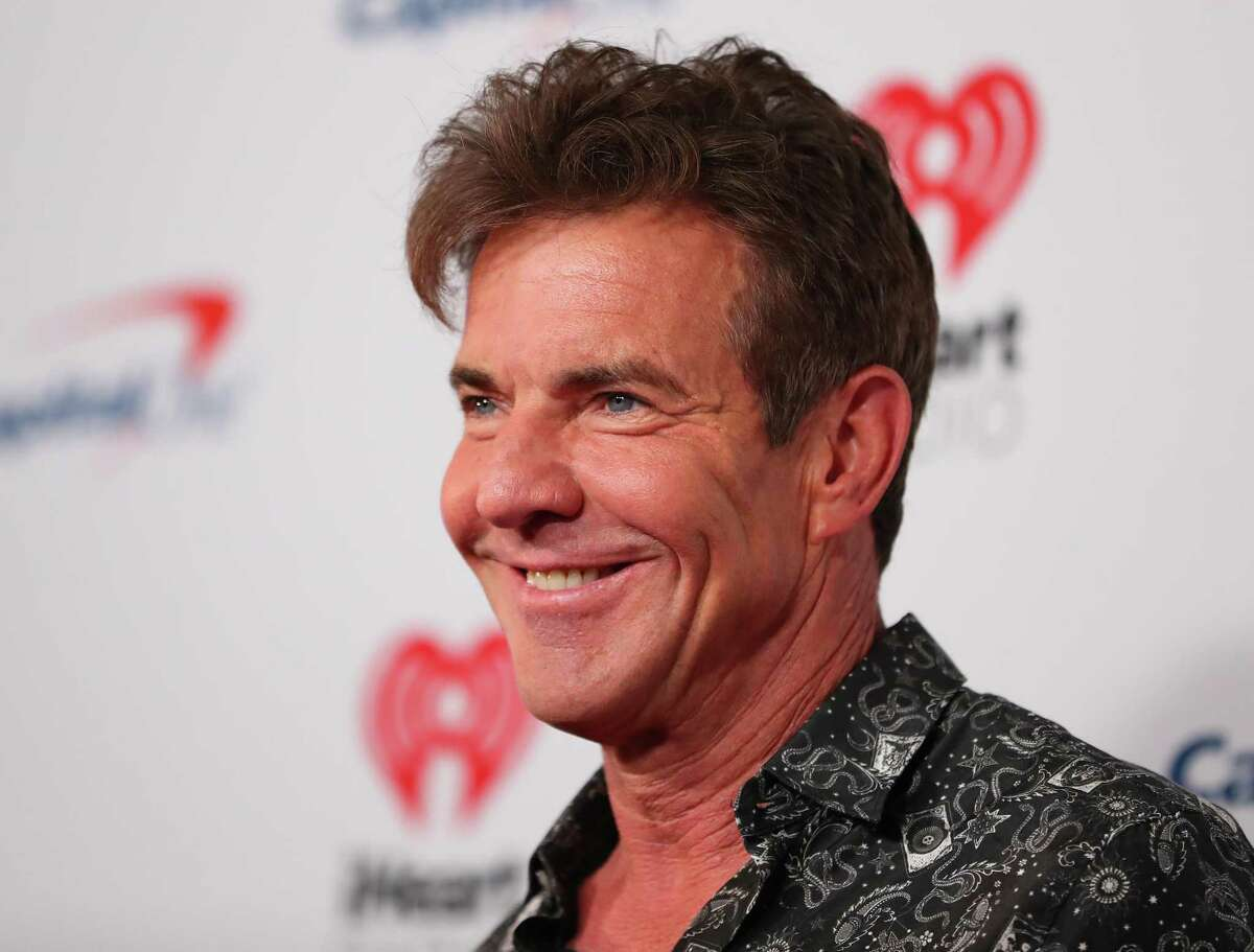 Dennis Quaid attends the 2019 iHeartRadio Music Festival at T-Mobile Arena on September 20, 2019 in Las Vegas, Nevada.
