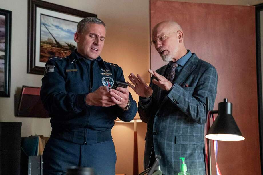 """Space Force"" has one season on Netflix. Photo: Aaron Epstein /Netflix / Contributed Photo / AARON EPSTEIN /NETFLIX / _AE23196"