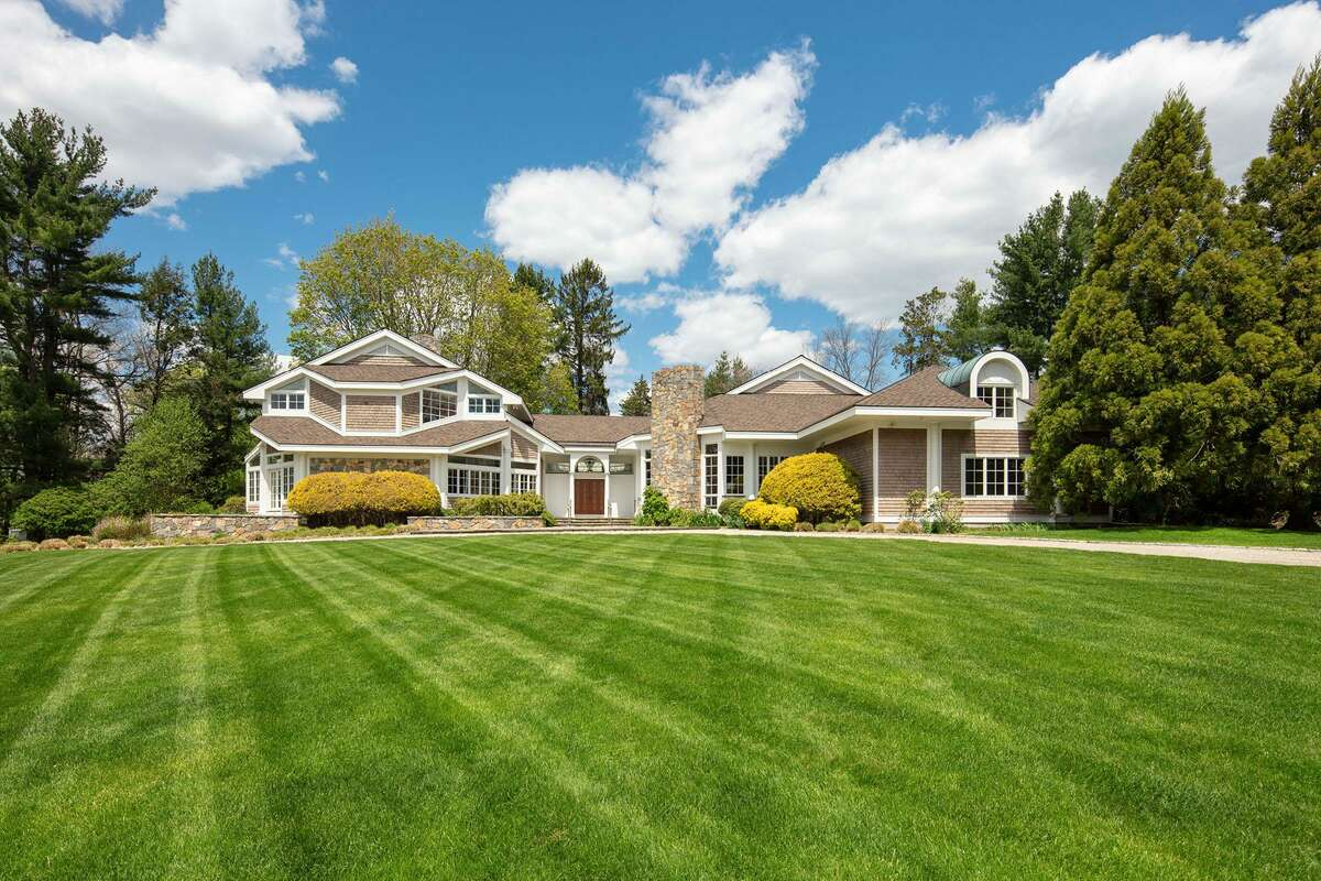 The owners of 1 Broadview Road in Westport had lived in town for 20 years before they were able to finally look for their dream home.