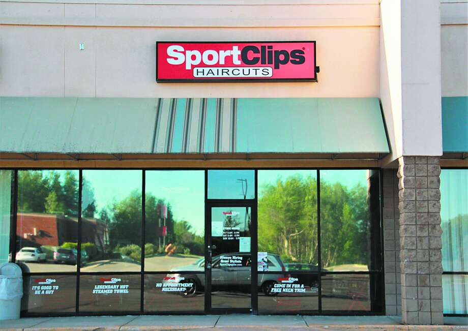Originally anticipated to open mid-March, Sport Clips Owner/Team Leader Les Lynott had to change his plans because of the coronavirus. Now, the new business is expected to open June 15. Photo: Pioneer Photo/Alicia Jaimes