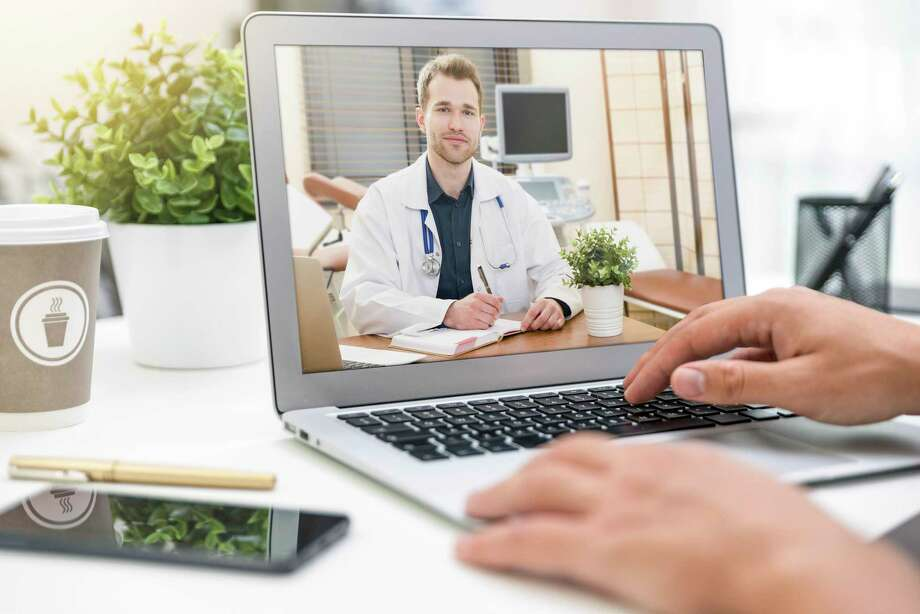 Telemedicine provides patients the ability to see some medical care, such as routine appointments, without leaving the comforts of their home. (Metro Creative Graphics/File Photo)