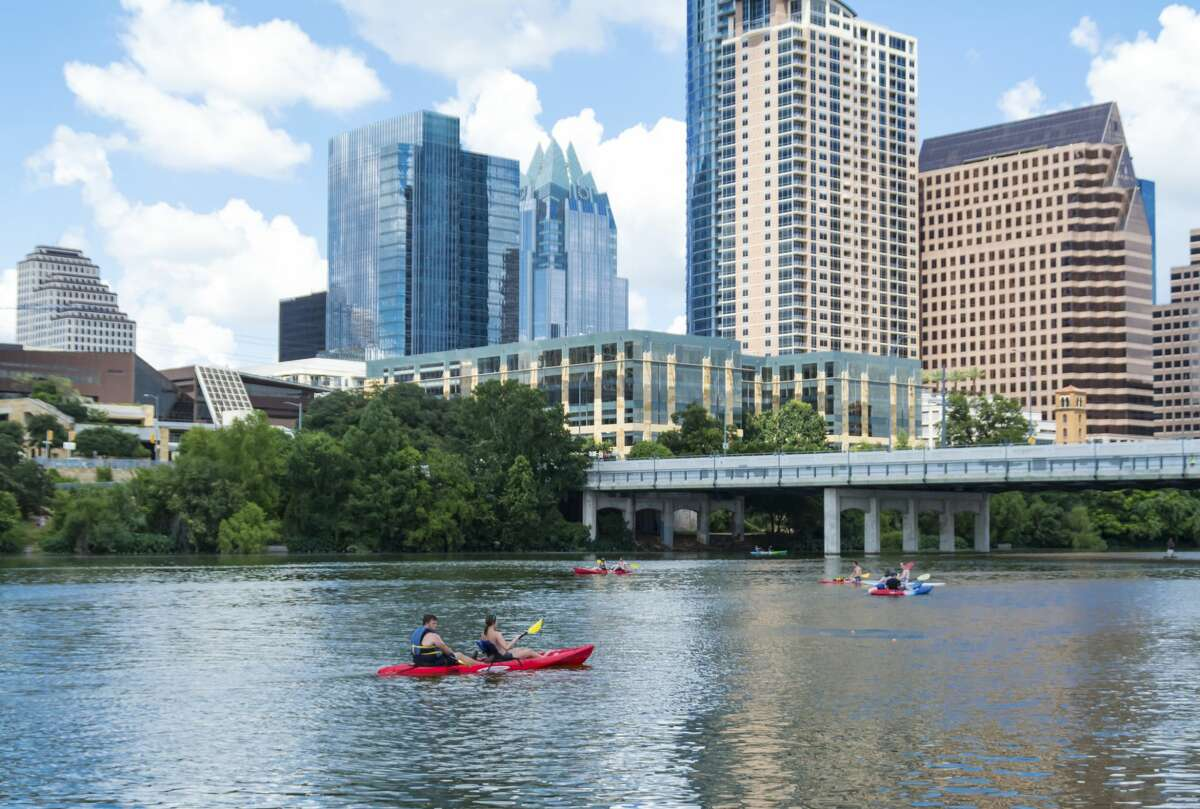 Brett Alder moved from California to Austin. The sales executive called the experience an