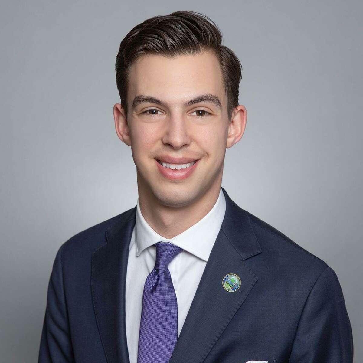 Middletown Mayor Ben Florsheim