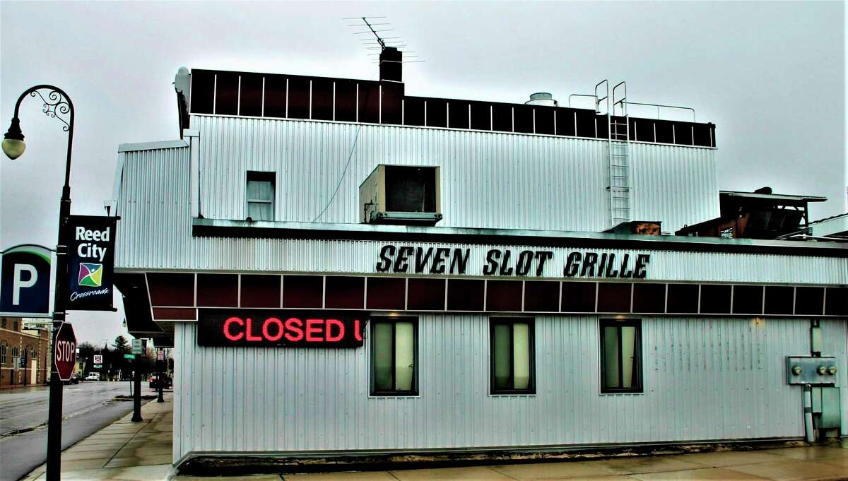 The Seven Slot Grill in Reed City reopened on Monaday, after having been closed for several weeks. Owner Christy Wallace said they have opened dine-in service, and will also offer curbside pickup and take-out. (Herald Review file photo)