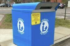 All items borrowed from Wilton Library prior to March 18 are due back by July 31. They must be returned to the blue pins, not the drive-thru window.