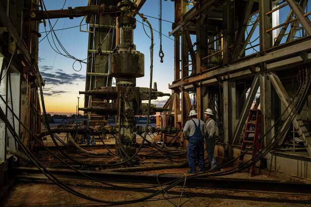 As oil prices continue a steady rise, analysts say that if things go just right, $60 is a possibility by summer.