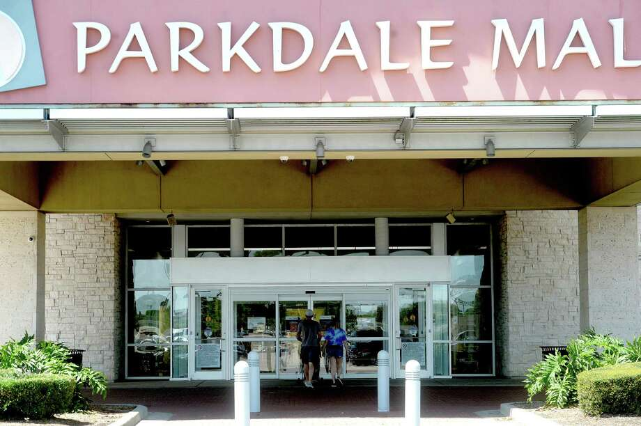 Shoppers make their way in and out of Parkdale Mall on the first day of several businesses and other organizations, such as museums, reopening throughout the region and state Friday, May 1. Photo taken Friday, May 1, 2020 Kim Brent/The Enterprise Photo: Kim Brent / The Enterprise / BEN