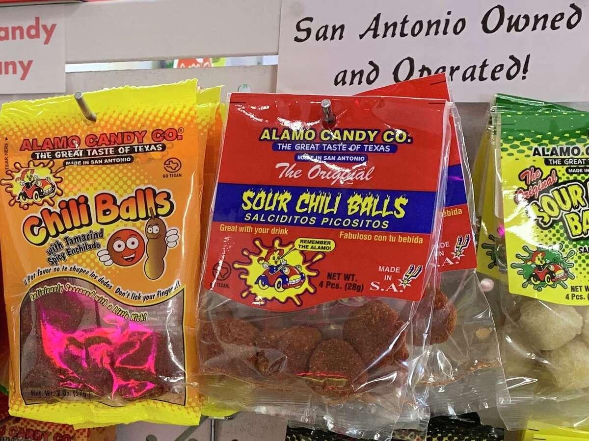 ALAMO CANDY @sweettcarolyn · Jan 21 Replying to @MaddySkye Randomly selected Alamo Candy sour belts