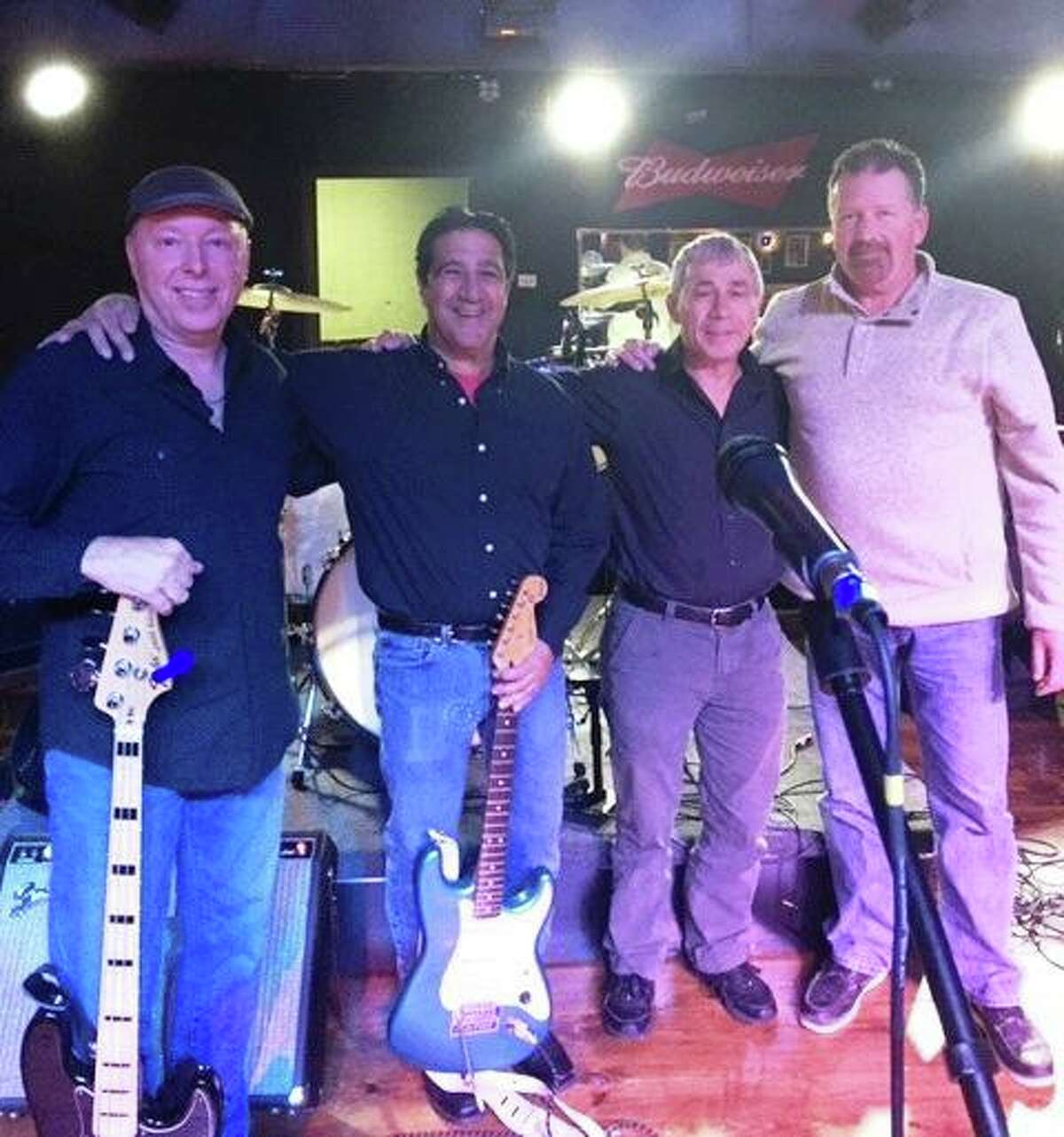 Frankie and the Know-it-Alls are playing Saturday on the patio at the Canoe Club at Harbor Park in MIddletown.
