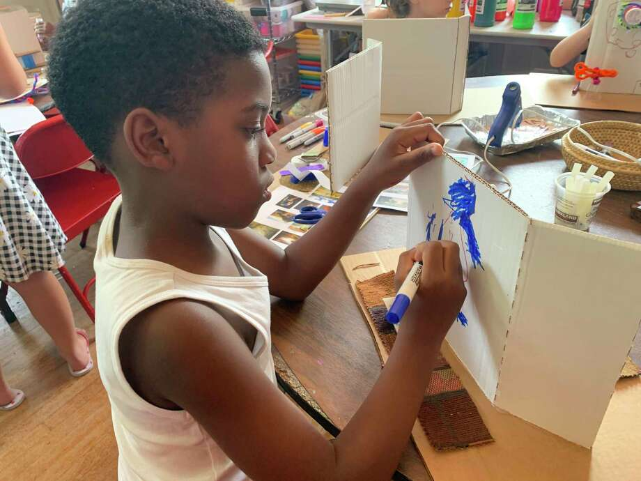 Art and music programs as well as meditation classes are being offered this month at Waterbury's Mattatuck Museum. Photo: Contributed Photo