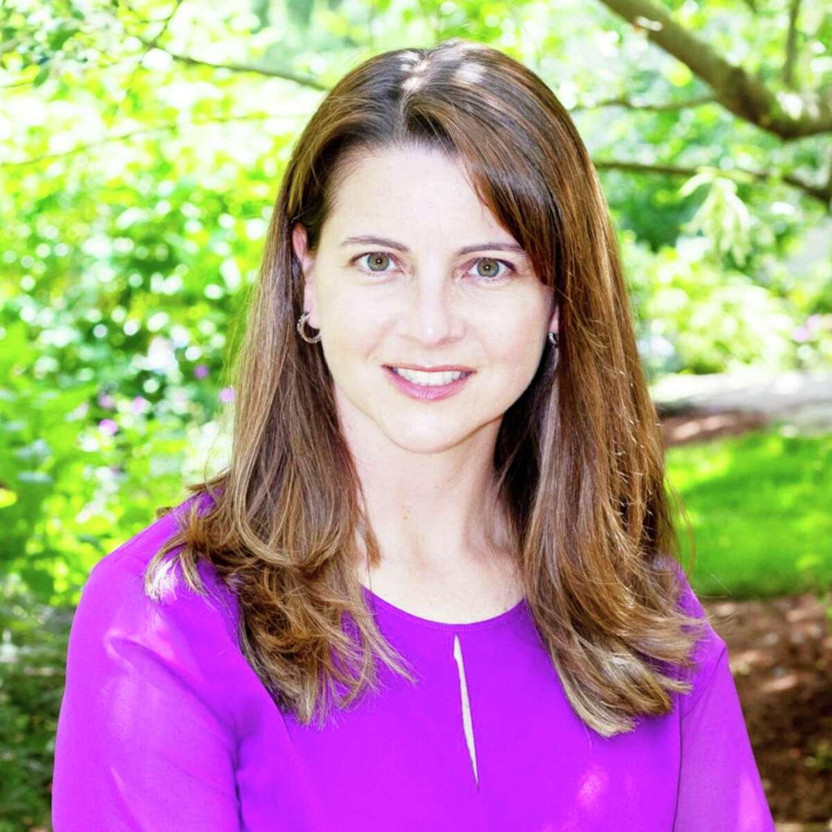 Incumbent State Rep. Christie Carpino, R-Cromwell