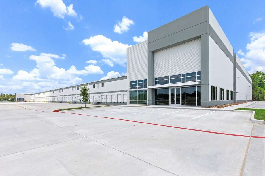 A joint venture between Archway Properties and Ridgeline Property Group completed the 207,635-square-foot Telge 290 Logistics Center at 14803 Cypress North Houston Road in northwest Houston. Photo: Archway Properties