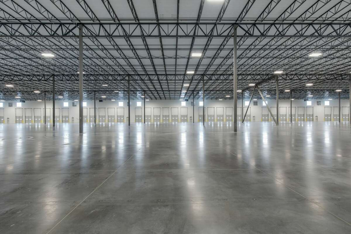 The 207,635-square-foot Telge 290 Logistics Center at 14803 Cypress North Houston Road is targeting e-commerce tenants.