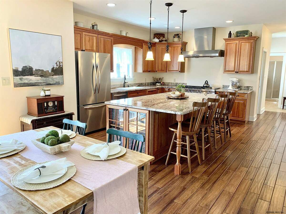 These Capital Region homes pack the state-of-the-art appliances, counter space and storage to up your culinary game. Not to mention, they're absolutely gorgeous.