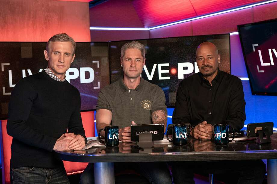 """Live P.D."" has been canceled by A&E after four seasons in the aftermath of the police brutality protests. Photo: A&E / AN RONG XU"
