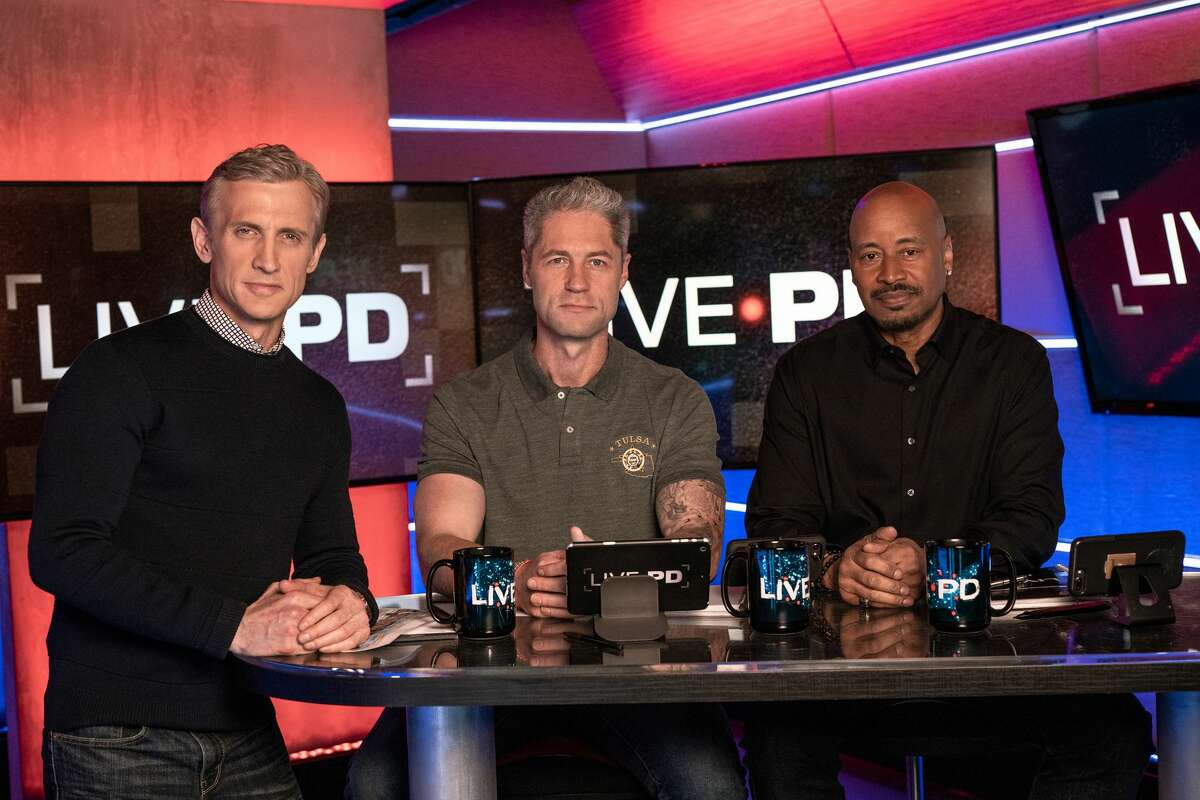 """""""Live P.D."""" has been canceled by A&E after four seasons in the aftermath of the police brutality protests."""