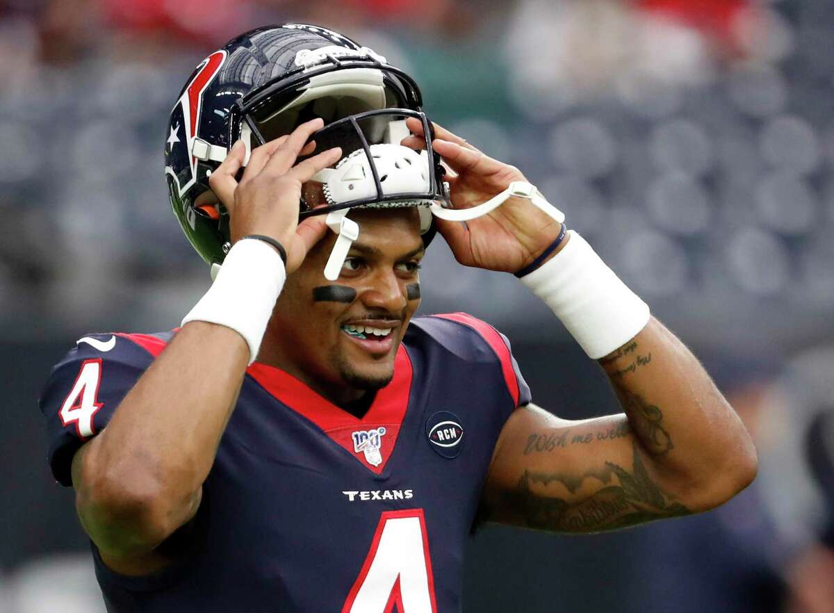 As the Texans wrap up their virtual offseason, Deshaun Watson is expected to meet and throw with his receivers in Phoenix and Los Angeles.