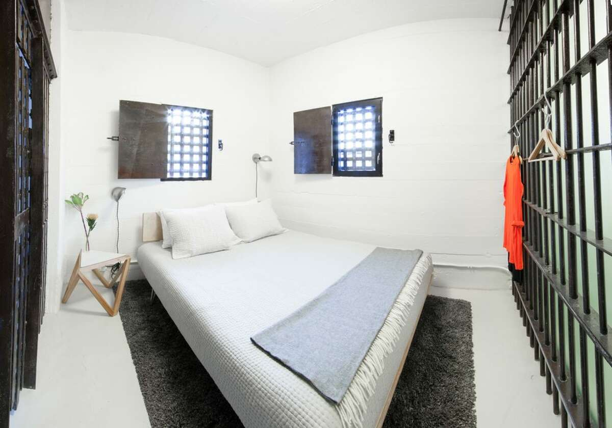The Cell Block120 Clifton Art Aly Clifton, TX 76634(254) 227-5656 A unique hotel experience is waiting for you at this 1930s era jailhouse transformed into a boutique hotel. Only 90 minutes from Dallas and two hours from Austin. Photo: Yelp/The Cell Block