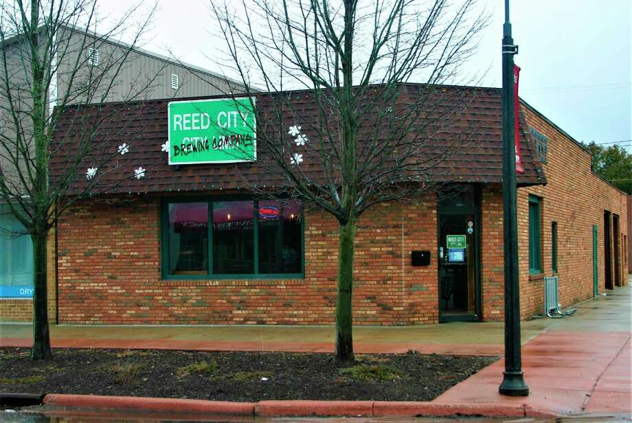 The Reed City Brewing Company opened to dine in service June 8. Because of the 50 percent capacity limits required in the latest executive order from Gov. Gretcen Whitmer, seating will be limited for now. Curbside pickup will still be available. (Herald Review file photo)