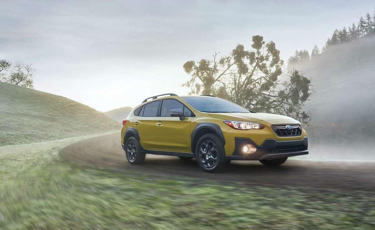 5. Subaru Crosstrek Days it takes to sell on average: 33.8
