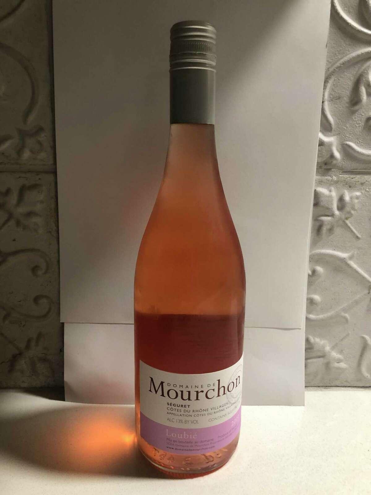 2019 Domaine de Mourchon Loubié Rosé