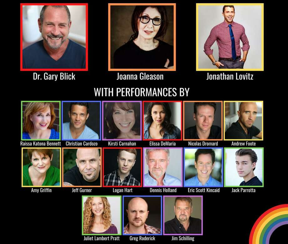 """Special guests and performers for """"Pride in the Theatre"""" June 20. Photo: Music Theatre Of CT / Contributed Photo"""