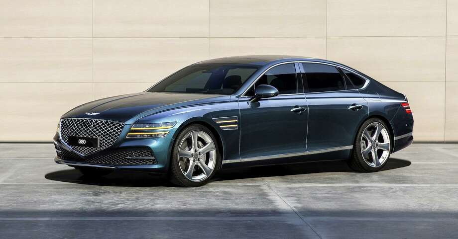 Genesis announced pricing on the all-new 2021 Genesis G80 luxury sedan; starts at $47,700. Photo: Hand-out / Genesis Motor America / Genesis Motor America