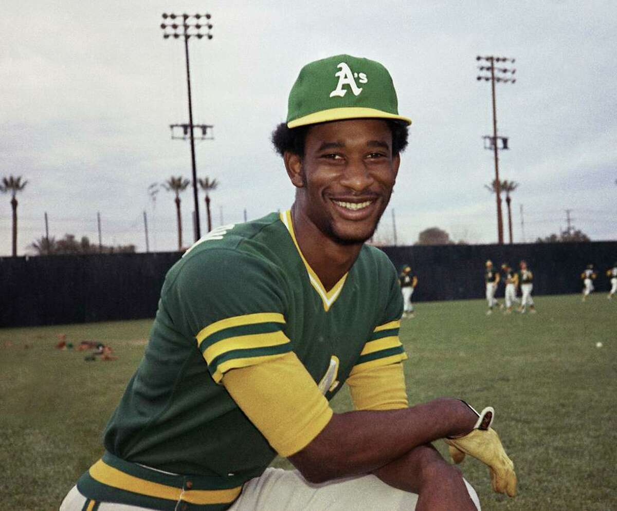 Claudell Washington was called up to the big leagues at the age of 19 despite never playing baseball at Berkeley High School.