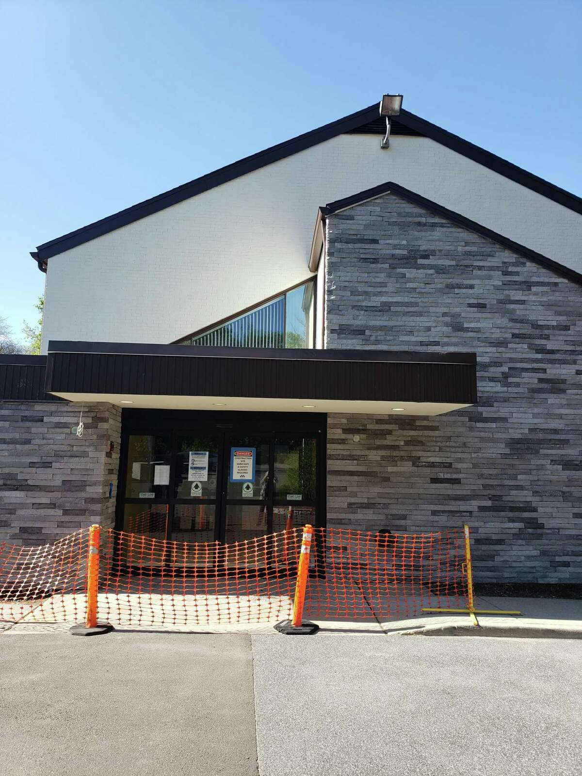 Waveny LifeCare Network had begun renovations on The Inn.