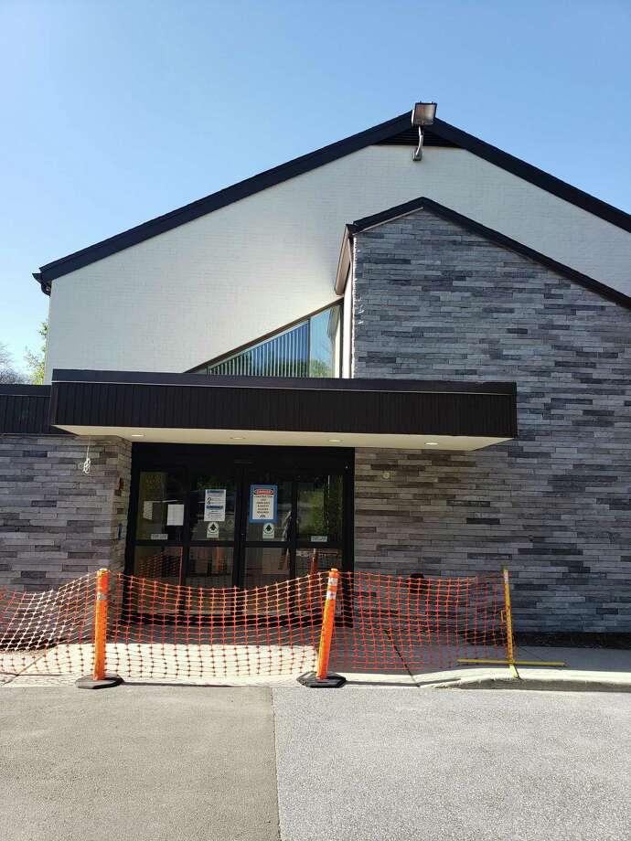 Waveny LifeCare Network had begun renovations on The Inn. Photo: Contributed Photo