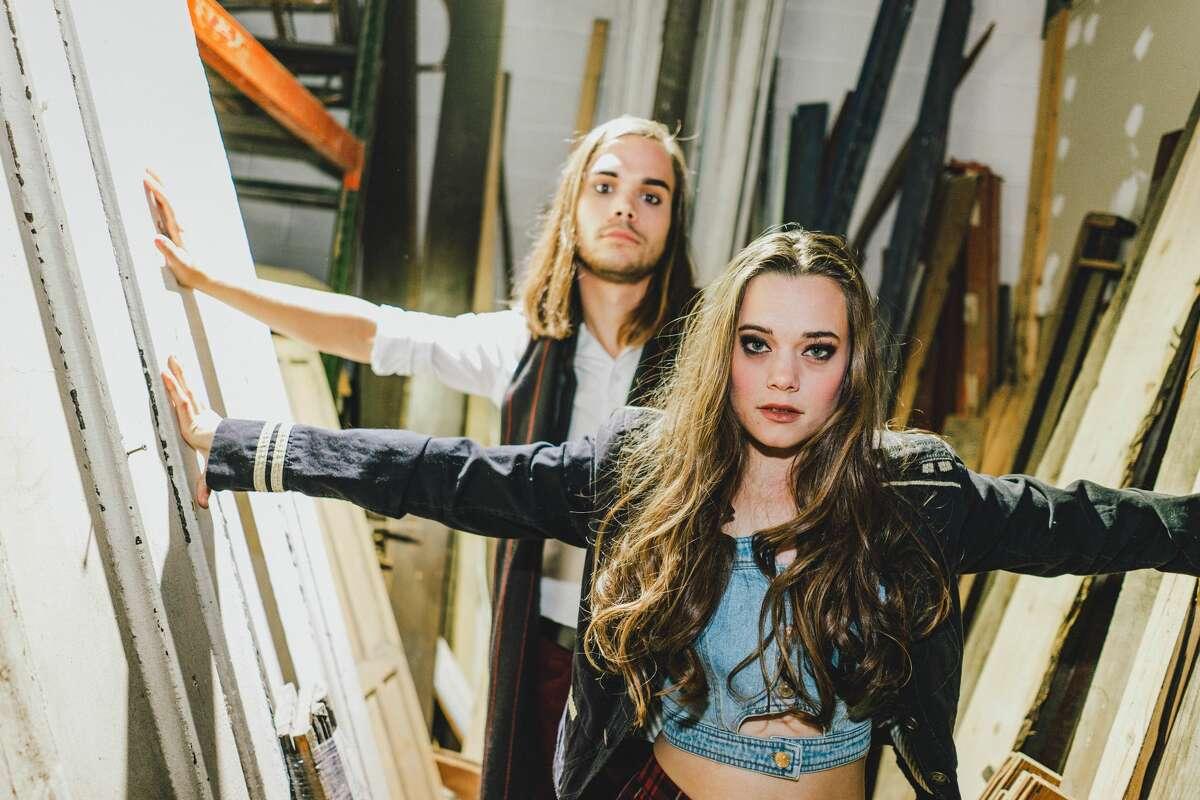 The sibling indie-rock duo Jocelyn & Chris won three awards at the Eddies Awards on Sunday, May 2, 2021.