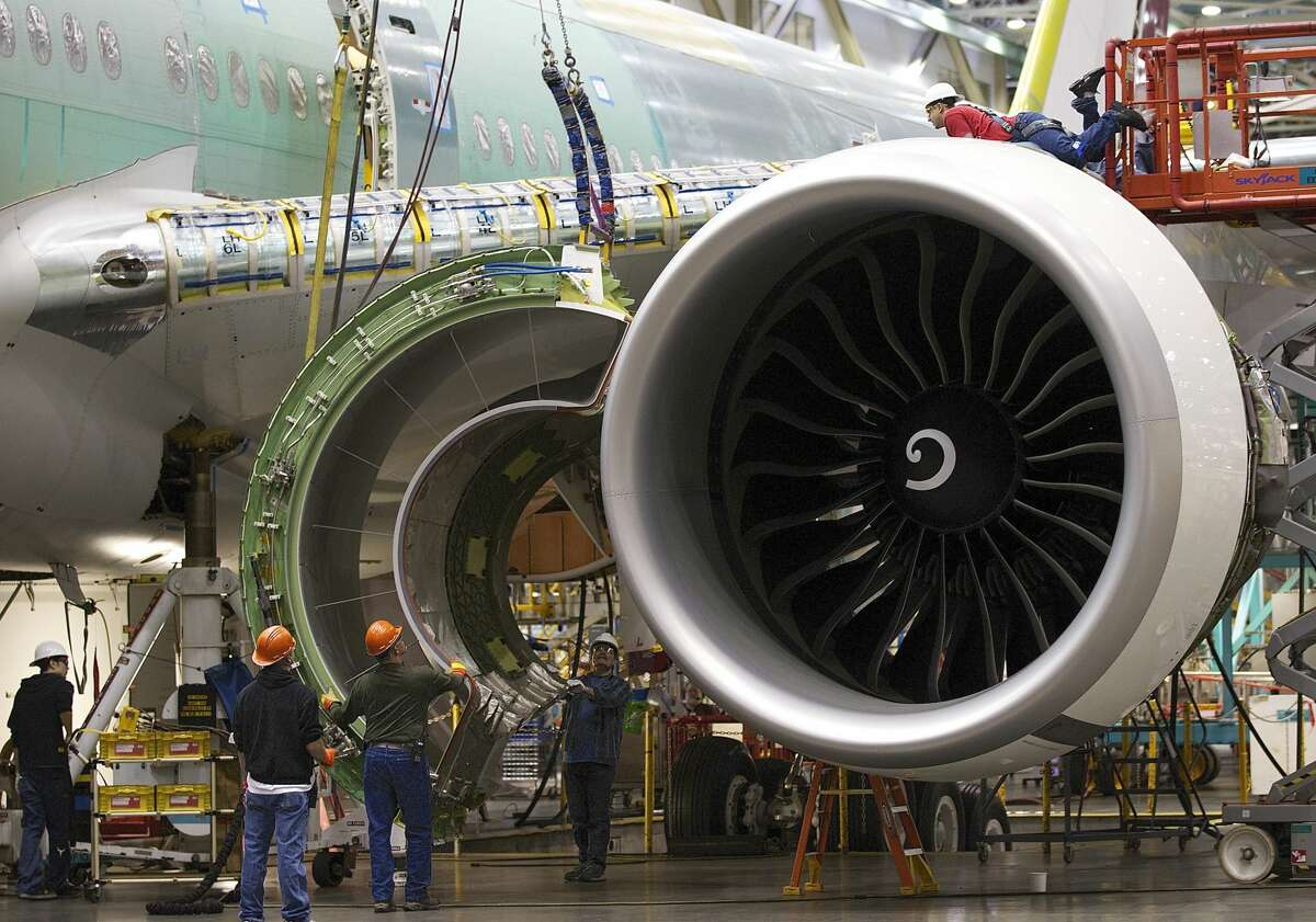 Nearly 10,000 Boeing workers, already laid off or facing layoffs by the end of July, should receive aid from the federal Trade Adjustment Assistance program, nine members of Washington's congressional delegation said in a letter to U.S. Labor Secretary Eugene Sclia.