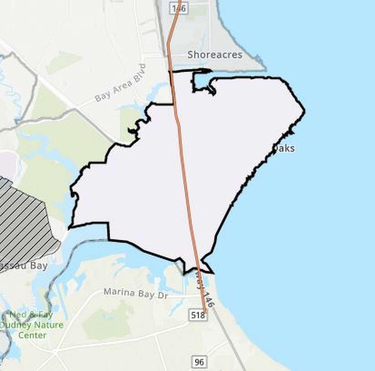 Harris County ZIP: 77586Number of confirmed cases: 30(As of June 10)