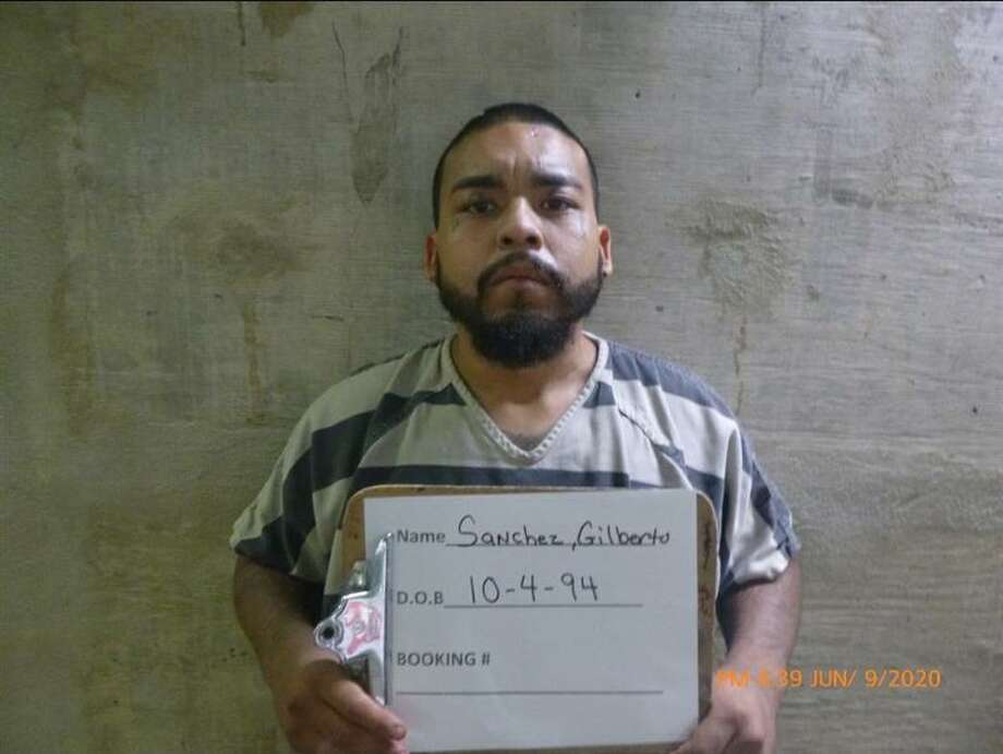 Gilberto Eusebio Sanchez, 25, is charged with two counts of injury to a child. Photo: Courtesy