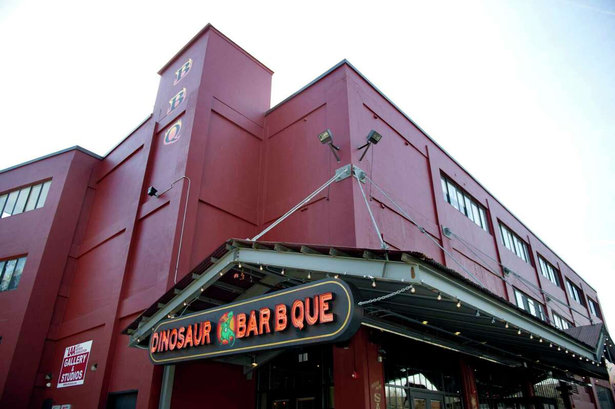 Dinosaur Bar-B-Que had operated at 845 Canal St. in Stamford, Conn.