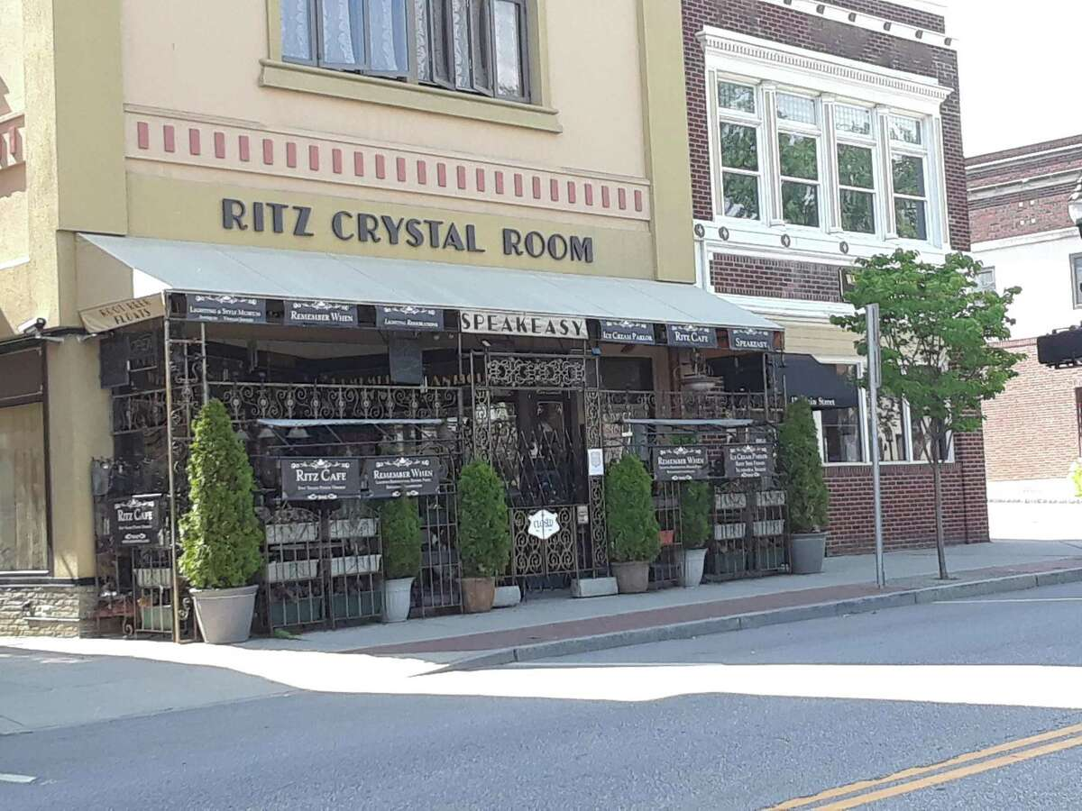 The Ritz Crystal Room at Remember When in Torrington is closing; the retail store remains open.